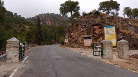 Reapertura parcial de los accesos a Sierra Espuña