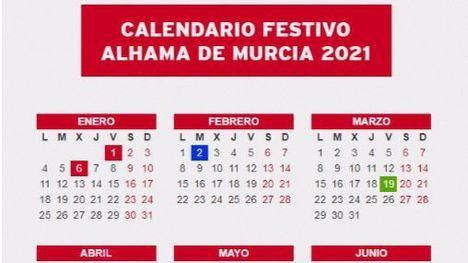 Festivos 2021: La Candelaria será martes y la Patrona, jueves