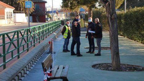 V/F Casi 88.000 en la renovación de cuatro parques de Alhama