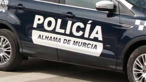 Detenido en Alhama por maltrato y atentado a la autoridad