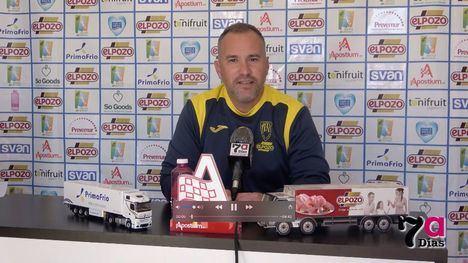 VÍDEO El Alhama CF ElPozo, a por 3 puntos contra el Levante