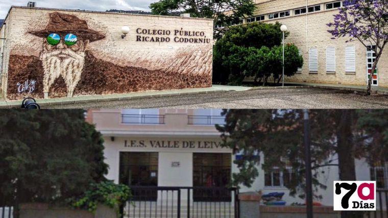 Dos casos de Covid19 en el R. Codorníu y el Valle de Leiva