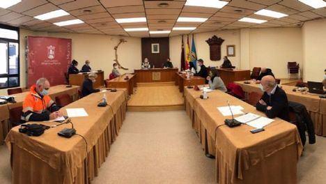 VÍDEO En vigor las nuevas medidas por el Covid19 en Alhama