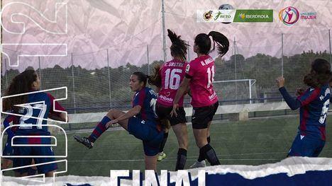El Alhama CF ElPozo empata contra el Levante UD B (1-1)