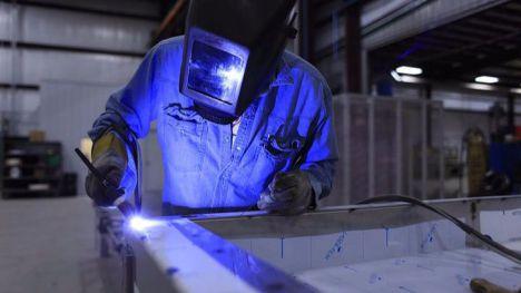 Una empresa del metal en Librilla busca dos soldadores