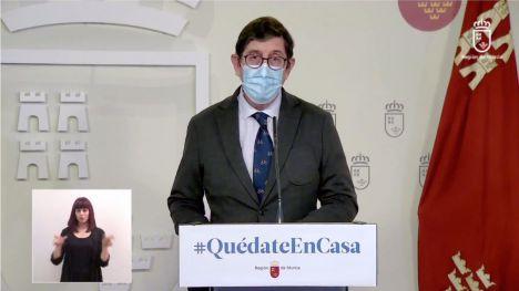 Villegas y altos cargos de Salud, vacunados ya contra el Covid19