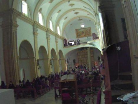 """En una Iglesia se han """"topado"""""""