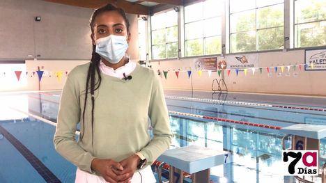 VÍD. Sánchez desmiente que no se hagan controles en la piscina