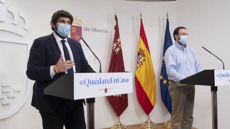 La Región reorganiza el sistema sanitario ante su semana más 'crítica'