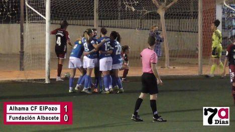 VÍDEO Otros tres puntos que se quedan en el Guadalentín (1-0)