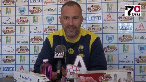 VÍDEO Moral alta en el Alhama CF ante el Villarreal CF