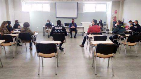 Alhama y Librilla inciden en la formación en violencia de género