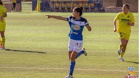 Derrota de las azulonas en su visita al Villarreal CF (3-1)