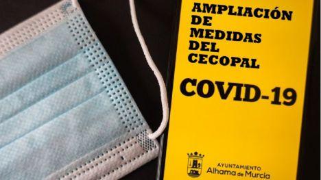 La alcaldesa prorroga la restricciones por el Covid hasta el día 15