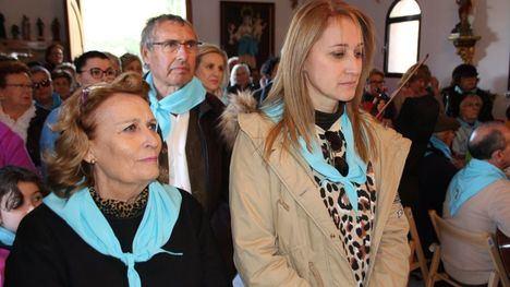 La alcaldesa confía en recuperar pronto la Romería
