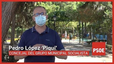 VÍD. PSOE critica al PP por votar en contra del avance de Alhama