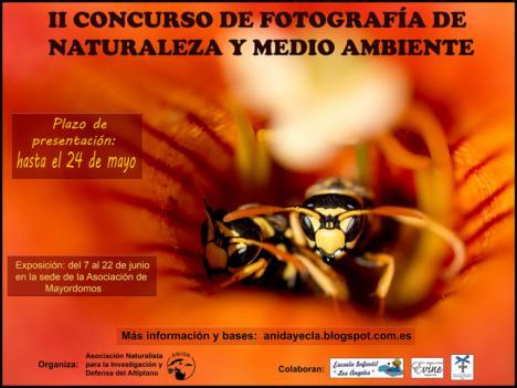 ANIDA convoca su 2º concurso de fotografía de Naturaleza