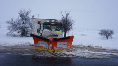 Más de una veintena de carreteras de la Región siguen afectadas