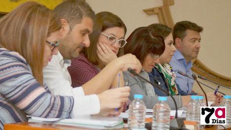 VÍDEO Tensión y ambiente preelectoral en el Pleno de octubre