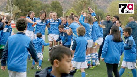 El Alhama CF Femenino se mide al Deportivo en la primera eliminatoria
