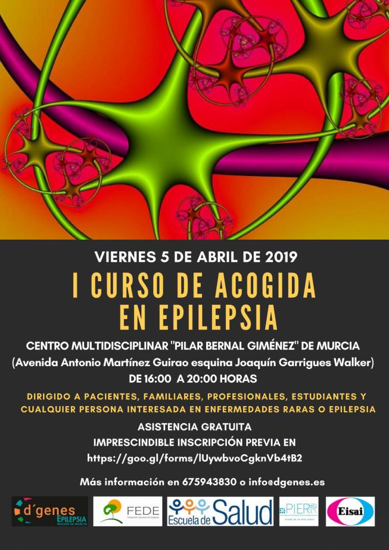 D'Genes organiza un curso sobre la atención de la epilepsia